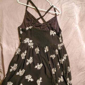 torrid Dresses - Maxi dress with criss cross back